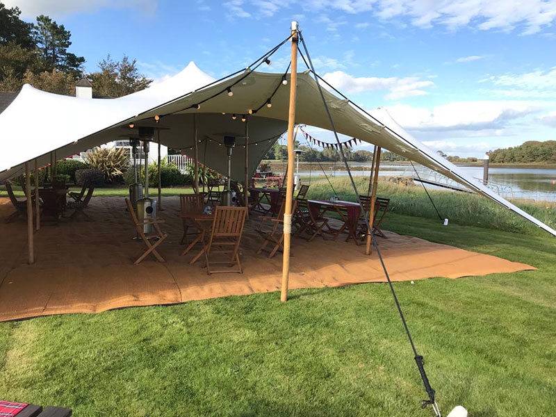 marquee hire for private parties